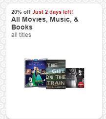 target books coupon