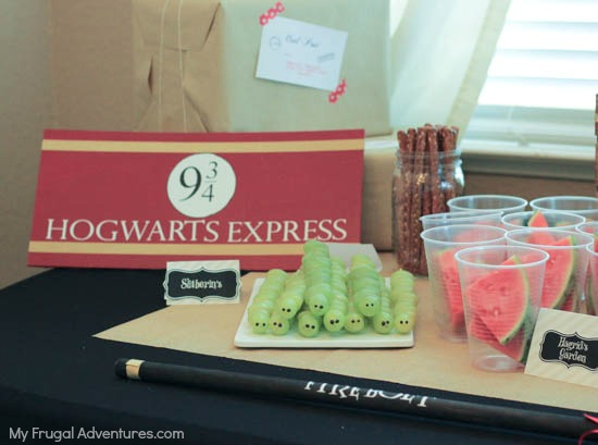 Harry Potter Party 3