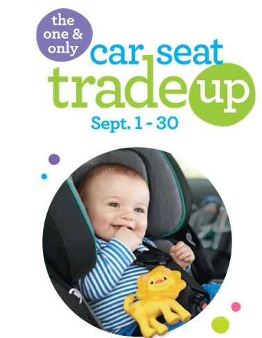 Babies R Us And Toys Stores Will Have Their Annual Car Seat Trade In Event Through September 30th