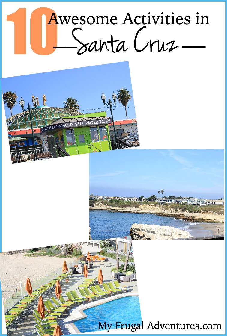 Travel: 10 Fun Family Spots in Santa Cruz - My Frugal Adventures