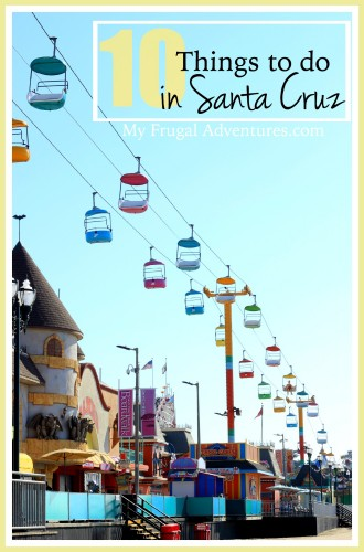 10 Things to Do in Santa Cruz