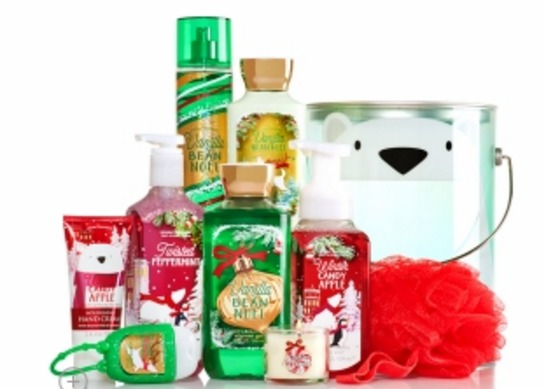 Bath and Body Works: Holiday Traditions Bucket $25 with $30 ...
