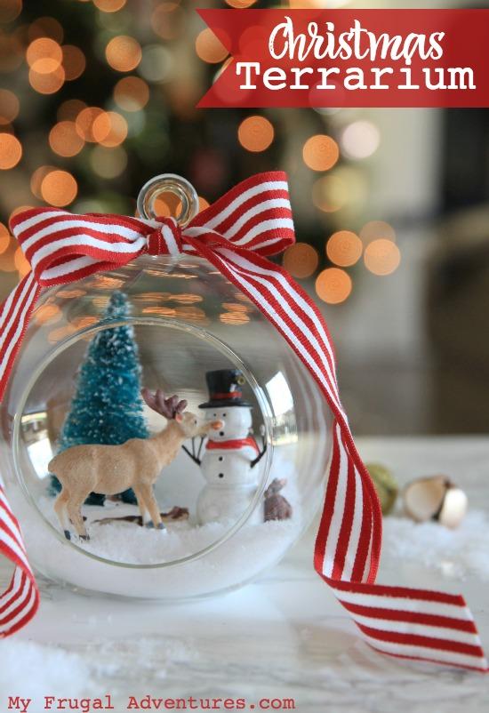 How to Make a Christmas Cloche