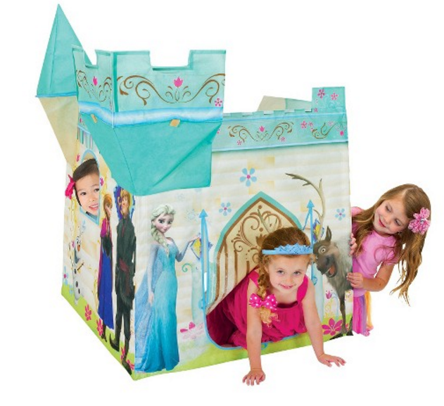 tent  sc 1 st  My Frugal Adventures & Target: 50% off Frozen Tent and Pocket Pop Characters - My Frugal ...