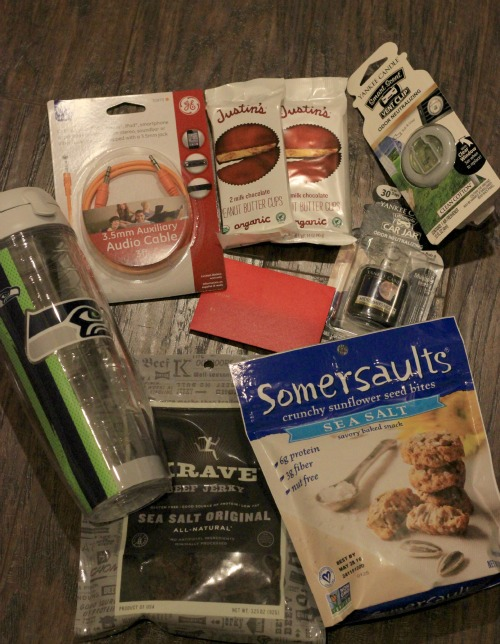 gift basket items