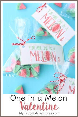 One in a Melon Valentine