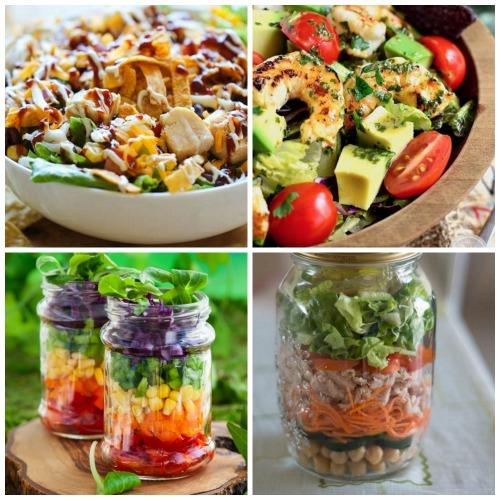 20 Healthy Salad Recipes