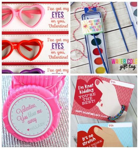 25 Creative Printable Valentines
