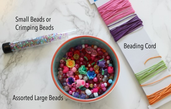 Beaded Bookmarks