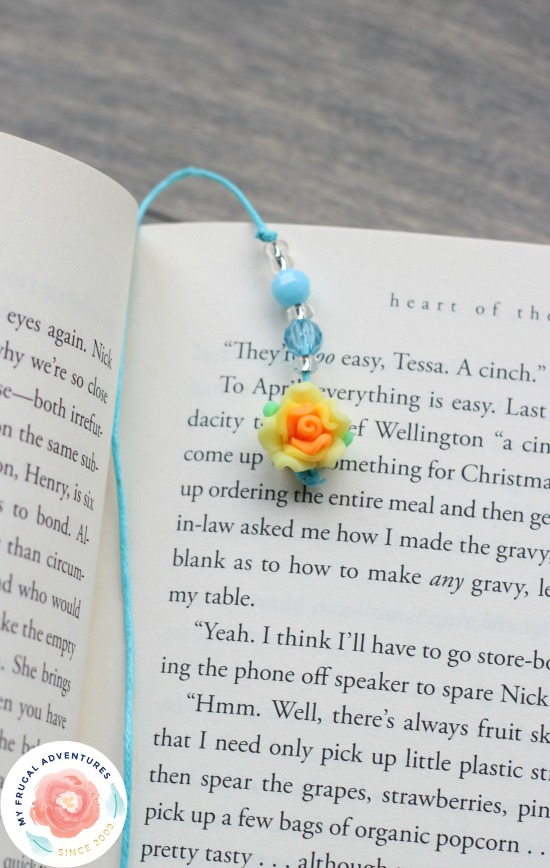 Beaded Bookmarks - My Frugal Adventures