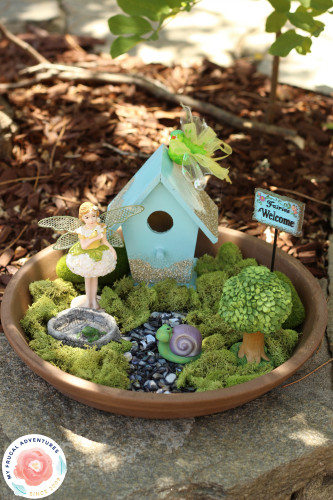 How To Make A Fairy Garden For Indoor Or Outdoor My
