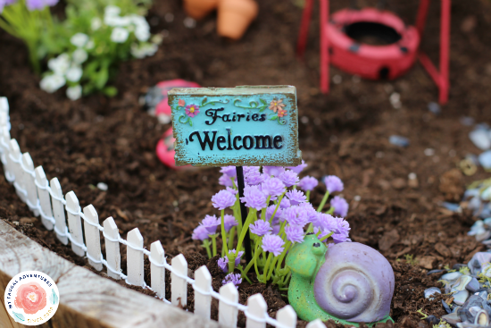 How to Make a Fairy Garden {for Indoor or Outdoor} - My