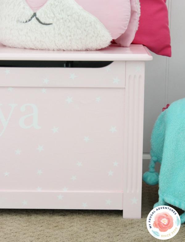 Custom DIY Toybox