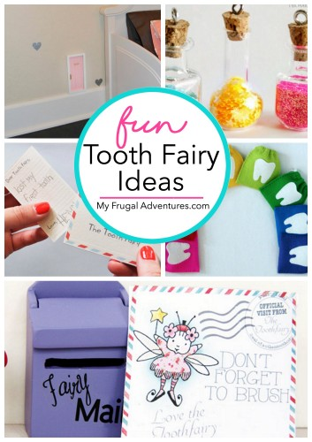 Fun Tooth Fairy Ideas for Kids