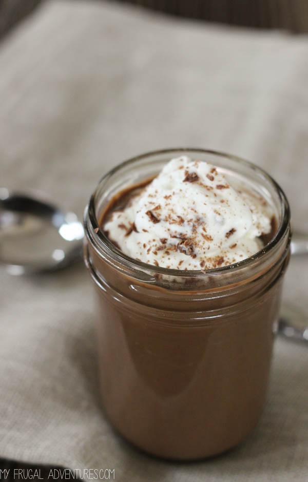 Homemade Chocolate Pudding Recipe 2