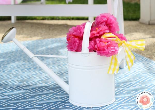 Spring Garden Party Ideas