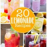 20 Lemonade Recipes for Summer