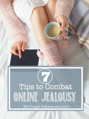 7 Tips to Combat Online Jealousy