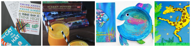 crafts for children's books