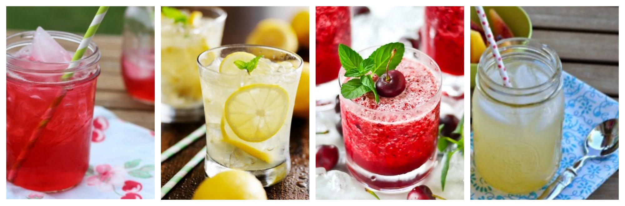 homemade lemonade recipes