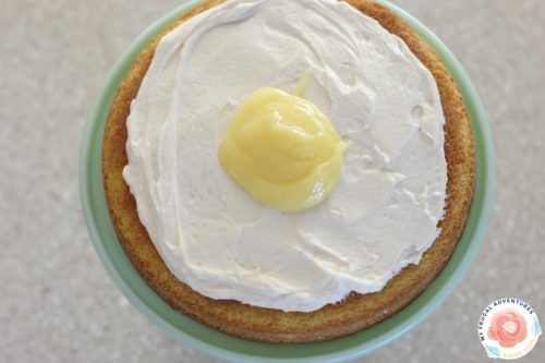 naked cake recipe