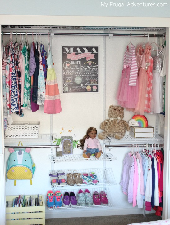 Rubbermaid Closet Organization System