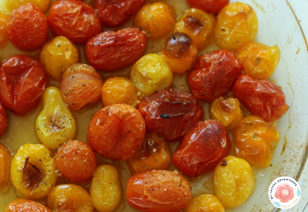 how to make roasted tomatoes