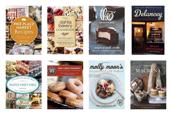 Seattle Cookbooks