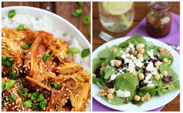 hot night dinner ideas