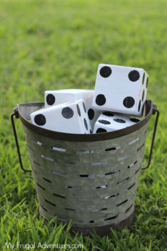 lawn dice directions
