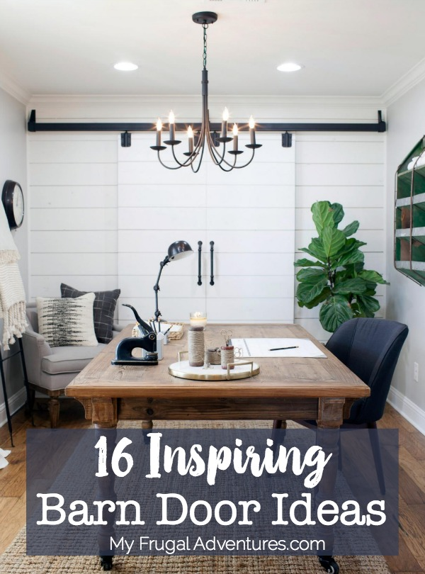 16 Inspiring Barn Door Ideas