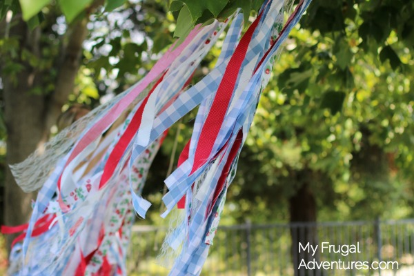 How to Make a Ribbon Banner