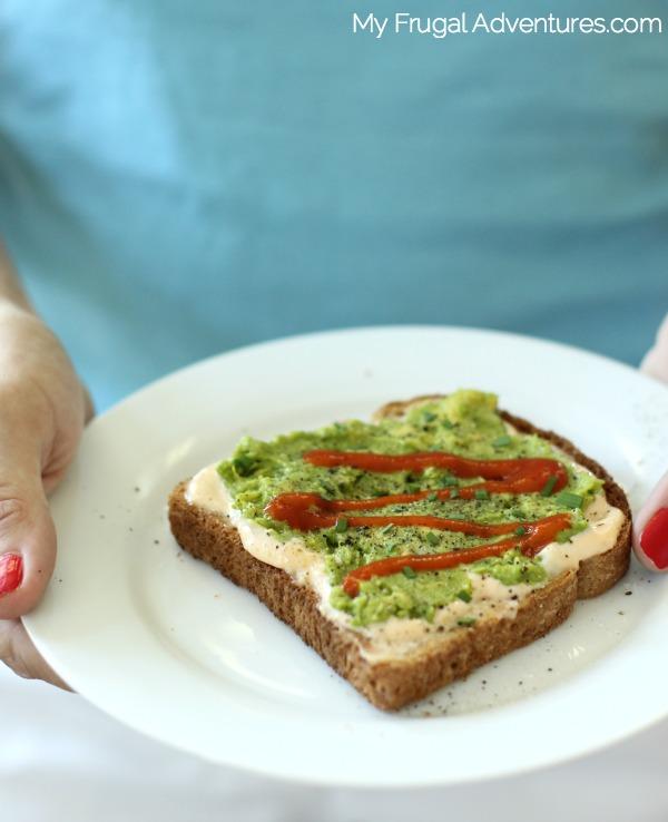 avocado toast recipe ideas
