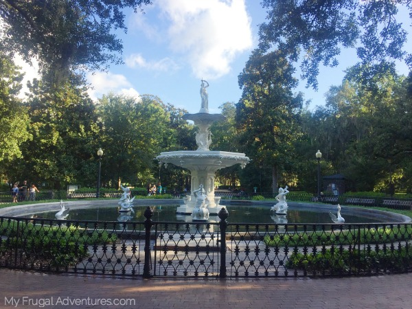 things to do in savannah