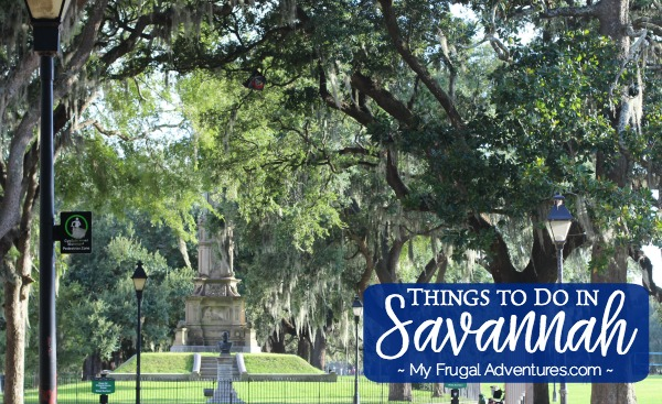 travel tips for savannah