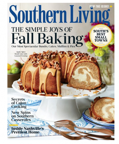 Southern Living Magazine $5/Year