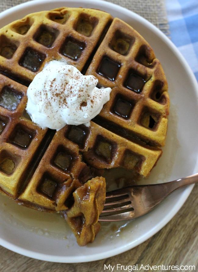 fluffy-waffle-recipe