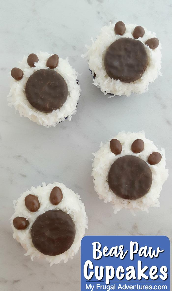 bear-paw-cupcakes