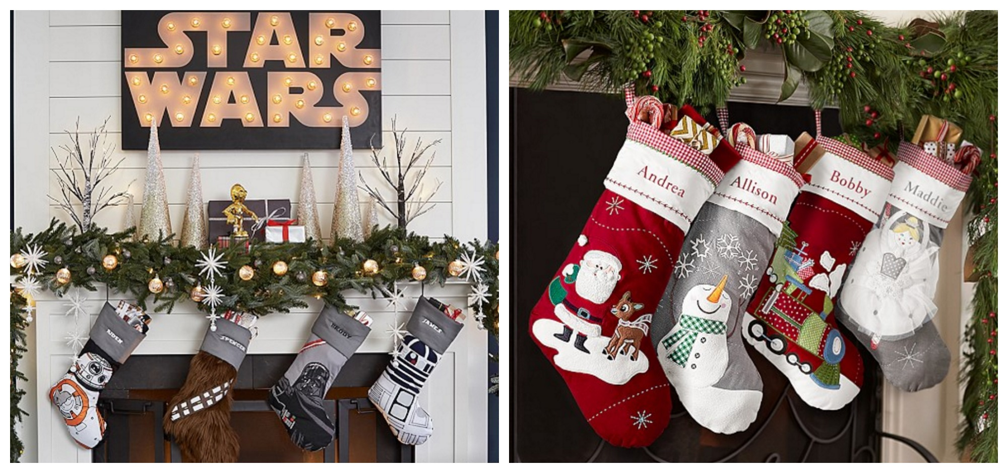 Stockings Pottery Barn Kids Always Has Such Darling Things For The Holiday Season