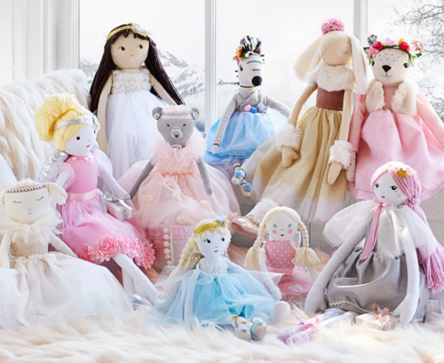 Pottery Barn Kids 50 Off Dolls And Dollhouses My