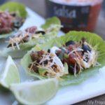 Fresh Taco Lettuce Wraps