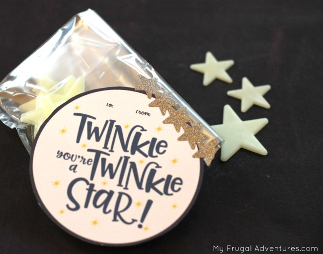 Star Valentine Idea