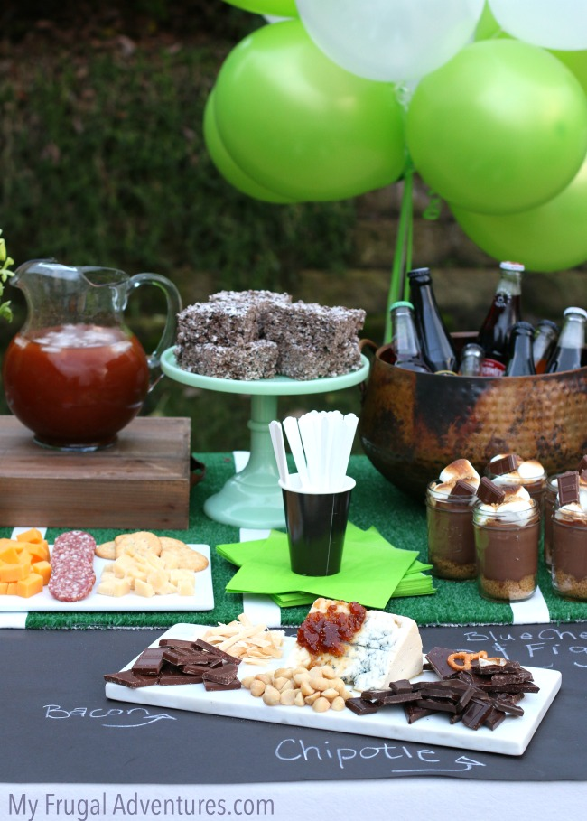 Super Bowl Ideas for Parties
