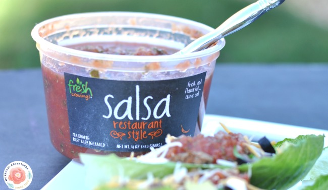 fresh cravings salsa