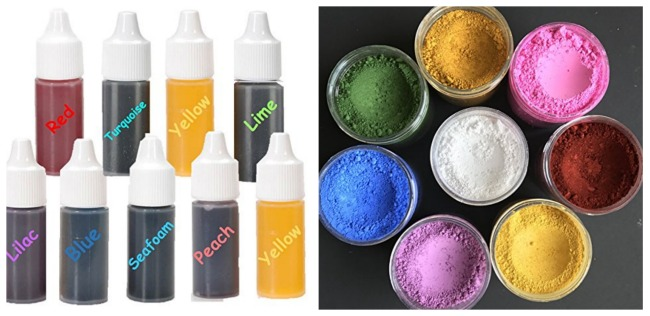 soap colorant