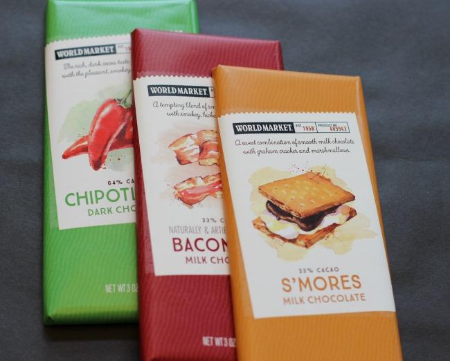 world market chocolate