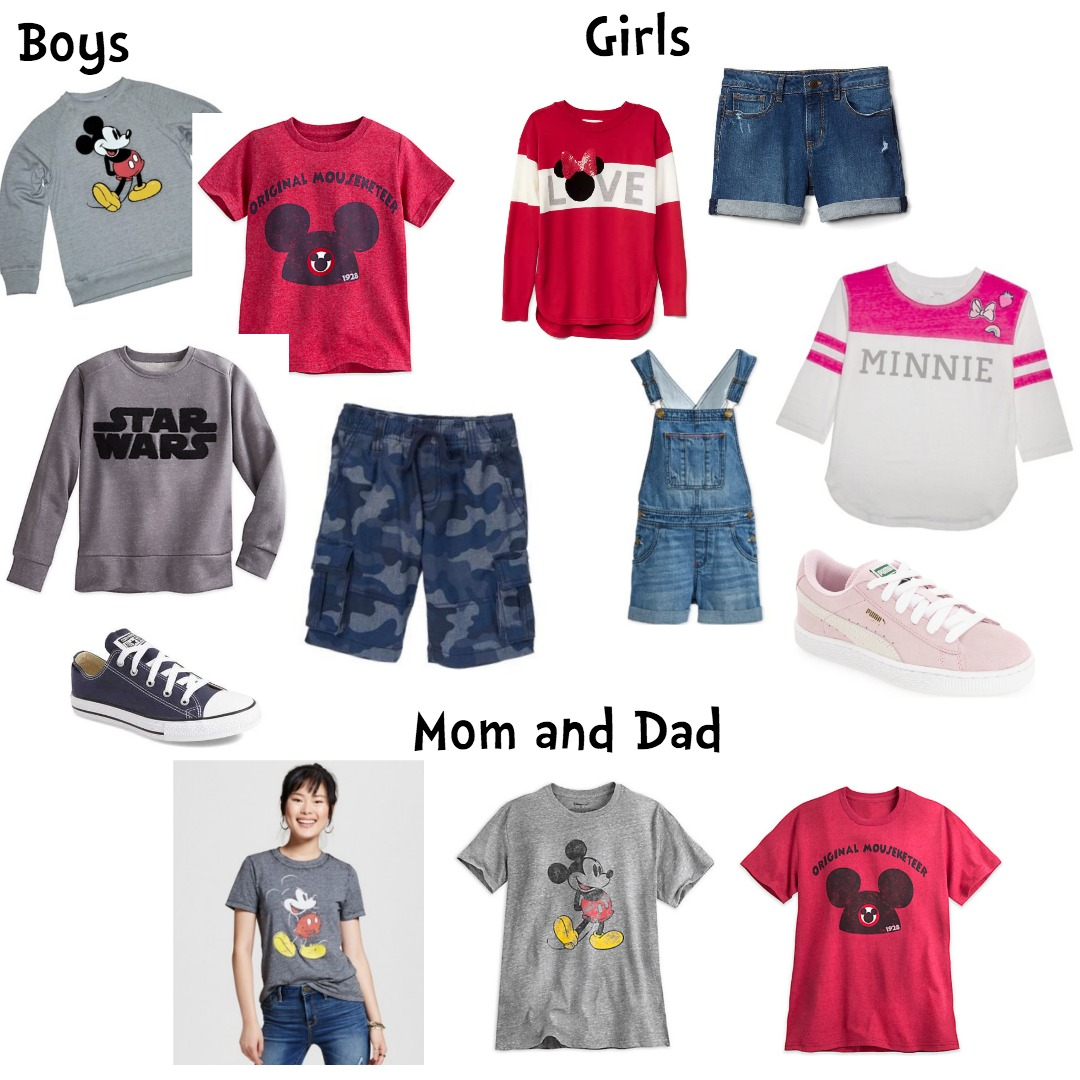 Disney Clothing for Kids