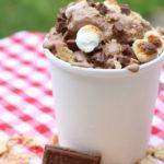 Smores Ice Cream Recipe