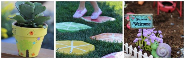outdoor kids projects