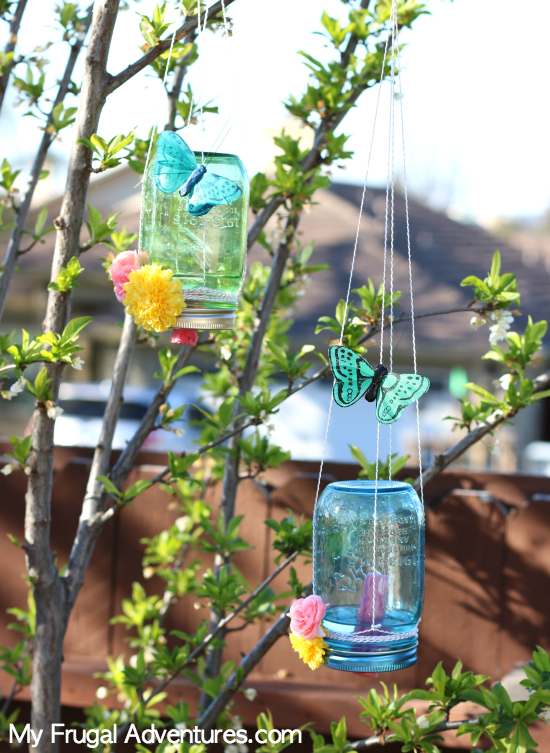 Butterfly feeder tutorial